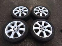Toyota Avensis Alloy Wheels Set 17 inch
