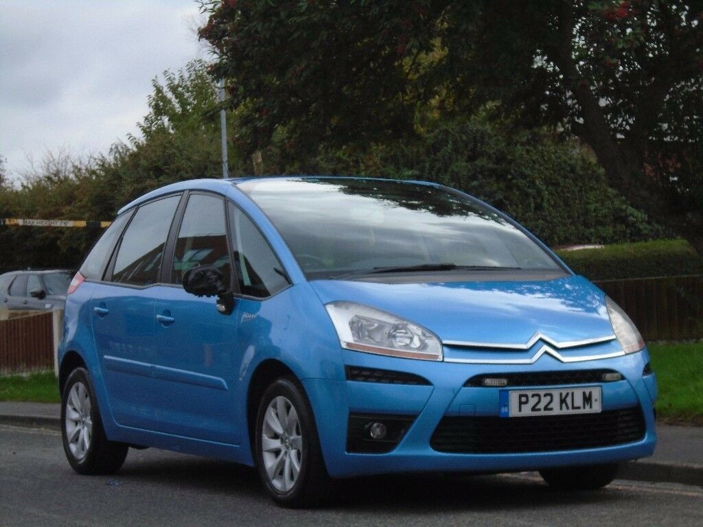 Citroen C4 Picasso 1.6 HDi VTR+ 5dr£2,299 p/x welcome FUL SERVICE HISTORY,LONG MOT