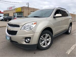 2013 Chevrolet Equinox LT NAV LEATHER MOONROOF NEW MICHELINS