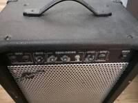 35 Watt Bass Guitar Amplifier