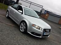 2006 AUDI A4 QUATTRO,2.0 TDI S LINE,210 BHP,STAGE 1 REMAP,2 KEYS,HPI CLEAR,**3 MONTHS WARRANTY**P/X.