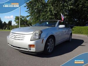 Cadillac CTS 2003 S+ TOIT OUVRANT+CUIR+MAGS