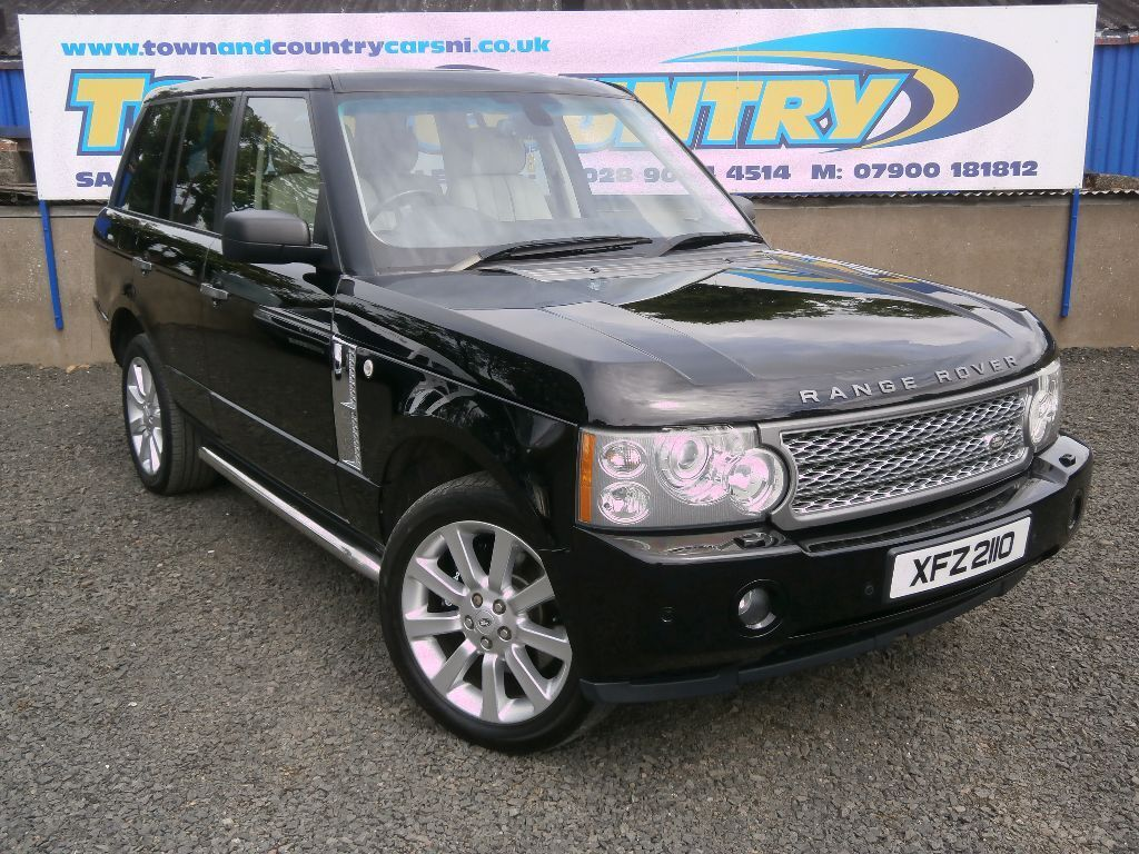 2006 Land Rover Range Rover V8 Supercharged Vogue Auto