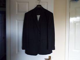Designer Lightweight Pure Rayon Wool Suit by Barbato
