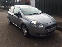 2006 fiat punto active m-jet, diesal, 2 owners, 2 keys, long mot Bargain