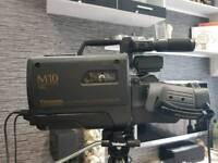 Panasonic M10 VHS camcorder