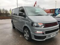 Vw transporter totally one off tdi