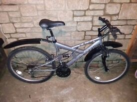 blackstar excel mountain bike