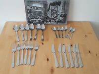 24-piece cutlery set DRAGON Stainless steel