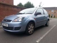 2007 '07' Ford Fiesta 1.25 Style Climate Genuine 65k Fsh 1 P/Owner