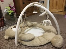 Mothercare playmat and arch