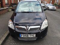 Vauxhall Zafira 2009 1.6
