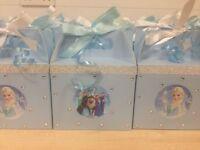 Frozen Party Box - Premium, Frozen Party, Princess Party - (pre-filled) £2:29