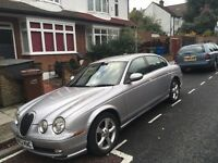 Jaguar S Type Automatic Satnav full leather Good Condition history and mot