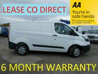 Ford, TRANSIT CUSTOM, Panel Van, 2016, Manual, 2198 (cc)***6 MONTH WARRANTY***