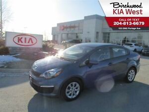 2016 Kia Rio LX+ *WAS NEW FROM OUR STORE*