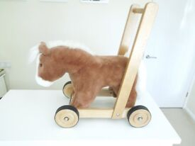 A Genuine Mulholland & Bailie Childs Push Along Toy