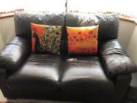 3+2+1 Leather Sofa