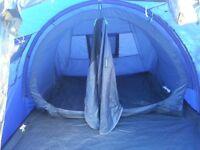 High gear rock 4 tent