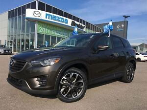 2016 Mazda CX-5 GT | LEATHER SEATS