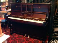 PIANOFORTE IN VERY GOOD CONDITION AND TUNED TO A440. £170