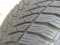 Goodyear Good Year Eagle Ultra Grip Run-Flat Run Flat 225 45 17 Winter Tyres x 4 New 8mm BMW