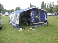 suncamper trailler tent