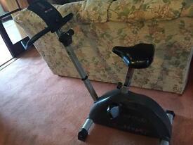 Exercise fitness bike