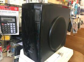 2 Samsung Rear speakers PS-dt2 + SAMSUNG PS- wx200 , Subwoofer Speakers