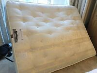King size mattress - good condition