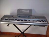 Casio WK3000 Electronic Keyboard