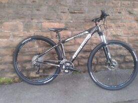 New Claud Butler Cape WRATH THREE 29er Mountain Bike Down Hill Off Road - RRP £599