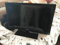 19 inch Bush TV with DVD player