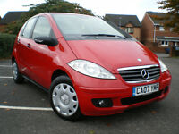 *** Mercedes-Benz A Class 1.5 A150 Classic 5dr ** LOW MILEAGE ONLY 68K ** FULL SERVICE HISTORY***