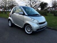 2010 Smart FourTwo Passion Cdi Auto SMALL AUTO
