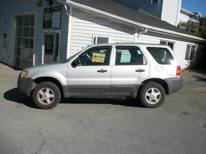 2004 Ford Escape 3.0L XLS 4WD AUTOMATIC