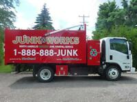JUNK WORKS!! FAST, AFFORDABLE JUNK REMOVAL!!!!FREE ESTIMATES!!