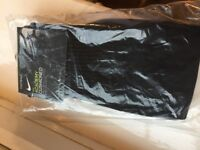 Brand new Nike black football socks size 5-8