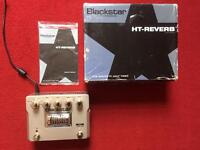 Blackstar HT Valve Reverb guitar pedal
