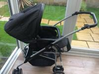 Mamas and papas MPX pushchair(travelsytem)
