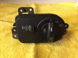 Ford Fiesta mk6 Headlight switch