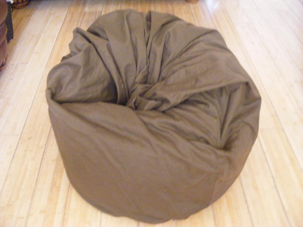 ikea bean bag large brown in high wycombe buckinghamshire gumtree. Black Bedroom Furniture Sets. Home Design Ideas