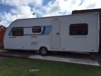 Caravan Swift Sprite Major 6TD 2013 6 Berth