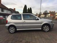 VW POLO 47500 genuine miles