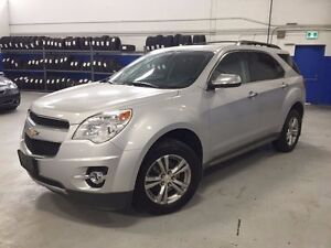 2012 Chevrolet Equinox LTZ - AWD - NAVIGATION - LEATHER - MOONRO