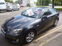 Great looking Lexus IS 220D,4 door saloon,6 speed manual,1 previous owner,runs and drives very well