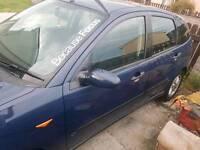 Ford focus 1.8 hatchback