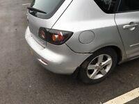 Mazda3 spares