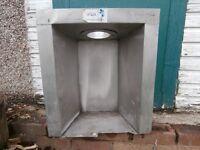 Gas Fire Flue Box - Flue Box - Fire Flue Box