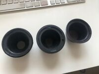 PL Mount Lens Caps x3